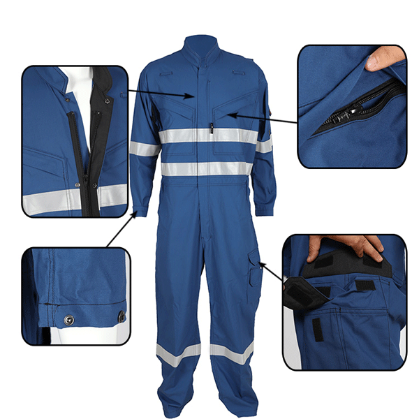 aramid coverall